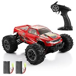 HELIFAR RC Trucks 1/16 4WD, RC Cars 2.4G Remote Control Car