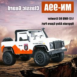 RC Cars High Speed Remote Control Car 4WD 2.4G Off Road Mons