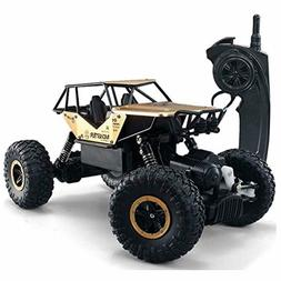 SZJJX RC Cars Off-Road Rock Vehicle Crawler Truck 2.4Ghz 4WD