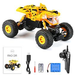 RC Cars Remote Control Car TOQIBO 2.4Ghz 4WD Off Road Racing
