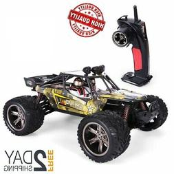 GPTOYS RC Cars 38km/h Remote Control Truck Crawler Off-Road