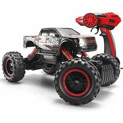 SZJJX RC Cars Rock Off-Road Racing Vehicle Crawler Truck 2.4