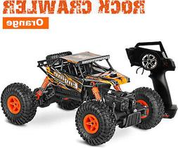 SZJJX RC Cars Rock Off Road Vehicle Crawler Truck 2.4Ghz 4WD