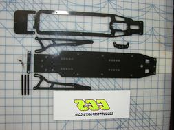 RC Drag Car Chassis Conversion Kit for Traxxas Slash 2wd by