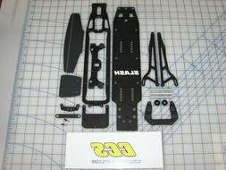 RC Drag Car Complete Conversion Kit for Traxxas Slash 2wd by