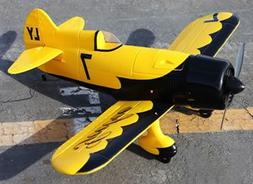 Brand New 4 Channel RC EP 26 Aerobatic Geebee Scale Remote C