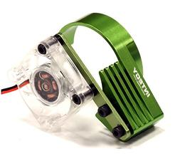 Integy RC Hobby C23765GREEN High Efficiency Motor Cooling Fa