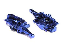 Integy RC Hobby T3489BLUE Billet Machined Rear Bulkhead for