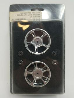 rc model hop ups c22675silver 58mm 1