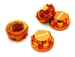 Integy RC Model Hop-ups C27073ORANGE Billet Machined 17mm He