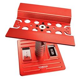 Integy RC Model Hop-ups C27197RED Professional Car Stand Wor