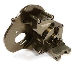 Integy RC Model Hop-ups T7983GREY Alloy Gearbox Housing for