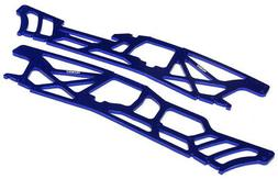 Integy RC Model T6983BLUE 4mm Chassis Plate for HPI Savage X