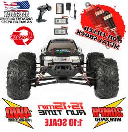 Hosim RC Monster Truck 1:10 4WD 2.4Ghz Off-road Remote Contr