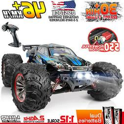 Hosim RC Monster Truck Car 1:12 4WD 2.4Ghz Off-road Remote C