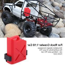 RC Oil Drum Fuel Drum Plastic Oil Drum Accessories for Rock