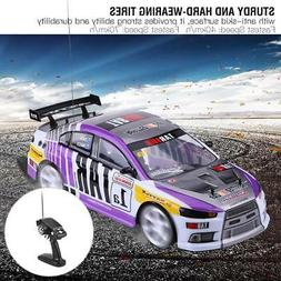 RC Racing Car / Car Drift 1/10 4WD 70km / h vehicle