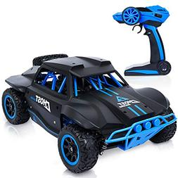 SGILE RC Remote Control Car for Boys Kids, 25 km/h High Spee