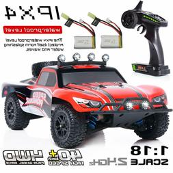 RC Remote Control Car Off Road Vehicle Truck 2.4G 4WD 40+KM/