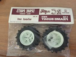Nikko RC Remote Control Car Wheels RDC-10960  New in Packagi