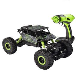 RC Rock Off-Road Vehicle 2.4Ghz 4WD High Speed 1:18 Racing C