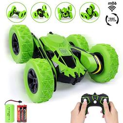 RC Stunt Car Toy for Christmas Gift, 2.4GHz Off Road Remote