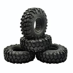 4pcs 1.9inch 108mm RC Tires Rubber Tyre for Rc Crawler RC4WD
