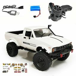 WPL RC Truck C24 1/16 4x4 4WD Scale Crawler Pickup Off Road