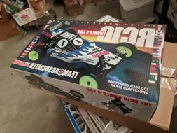 Team Associated RC10 Worlds Car Kit NIB Re-release 6002 New