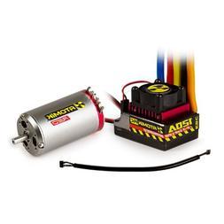 Atomik RC Red 550 4400kv 4.5T Brushless Sensored Motor 120A