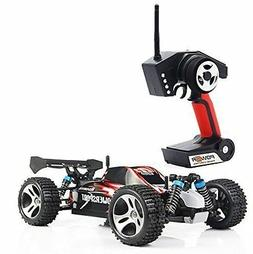 ^Red TOZO C1022 RC CAR High Speed 32MPH 4x4 Fast Race Cars