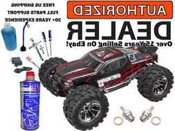 Redcat Earthquake 3.5 4x4 RED Truck Nitro .21 Xtreme Start K
