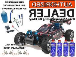 Redcat Tornado S30 1:10 Nitro Buggy 2.4Ghz BLACK MEGA Start