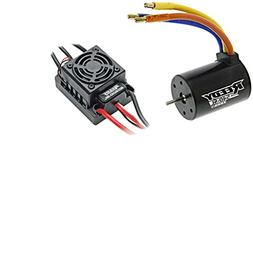 ASSOCIATED REEDY SC600-BL ESC AND REEDY 540-SL 3300KV BRUSHL