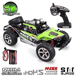 Remote Control Car, Abeyc Large Size 1:12 Scale High Speed 4