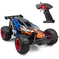 IMDEN 51654194589 Remote Control Car, 2.4 GHZ 1: 22 High Spe