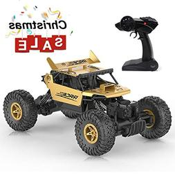 KOLAMAMA Remote Control Car,RC Car for Kids&Adults,2.4Ghz 4W