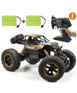 Remote Control Car, Fast RC Cars for Boys: Off-road monster