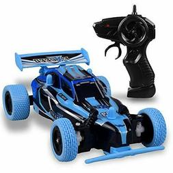 AITOYLY Remote Control Car Fast RC Cars for Kids 2.4 GHZ 1:2