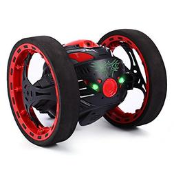 Wireless Remote Control Jumping RC Toy Car for Kids Adults U