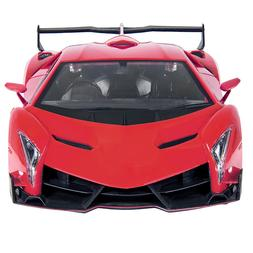 Remote Control Car Lamborghini Veneno 1:14 Scale Battery Ope