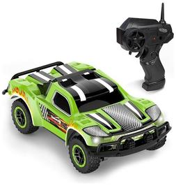 Kidirace Remote Control Car - Mini Racing Coupe with Recharg