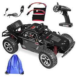 Remote Control Car RC Buggy - 4 WD 2.4Ghz Off-Road Racing Tr