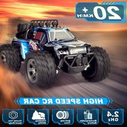 Remote Control Car RC Car 2.4GHZ High Speed Fast RC Racing C