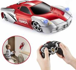 Remote Control Car Rechargeable Wall Climbing Dual Modes 360