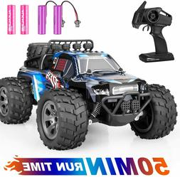 Remote Control Car, ZIPOUTE RC Car 2.4GHZ High Speed Fast RC