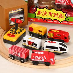 Remote Control <font><b>RC</b></font> Electric Small Train T