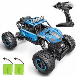 Remote Control Off Road RC Vehicle 2.4Ghz 4WD 1/16 Scale Rec