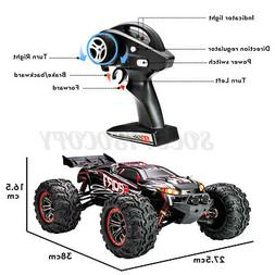 Remote Control RC Car Brushless Electric 62km/h 40+ MPH 1:10