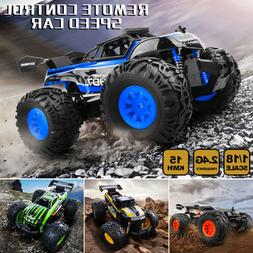 Remote Control RC Car RC TRUCK Off Road Monster Truck Powerf